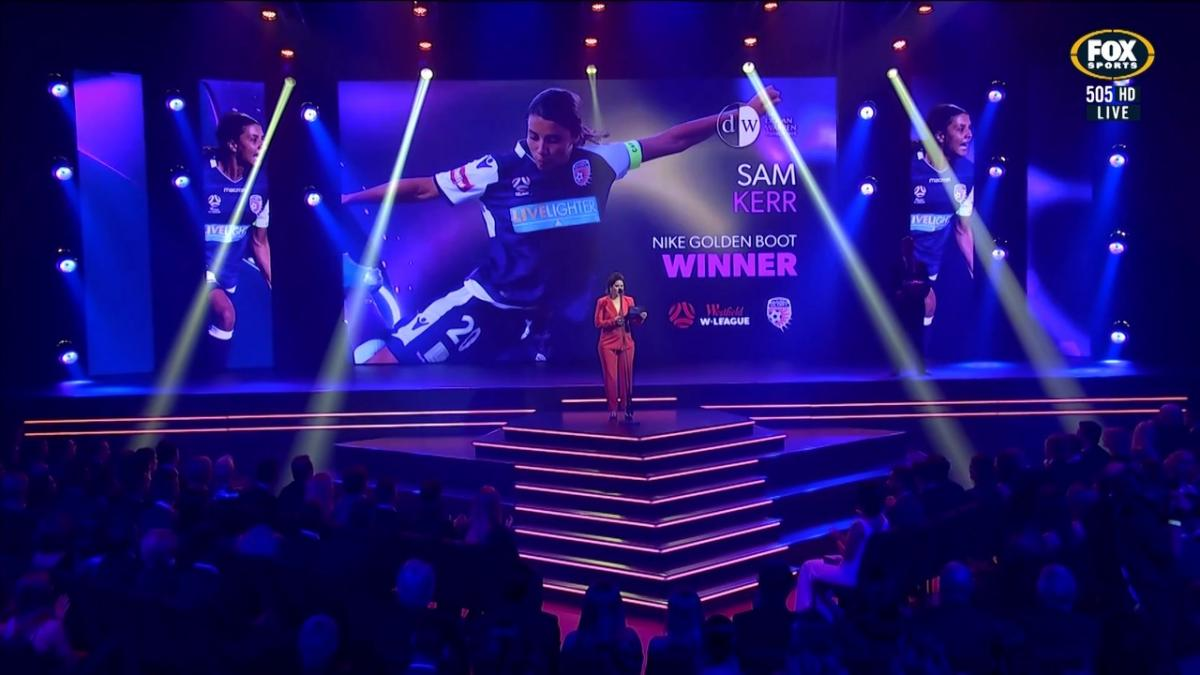 Westfield W-League Nike Golden Boot Award: Sam Kerr - Perth Glory