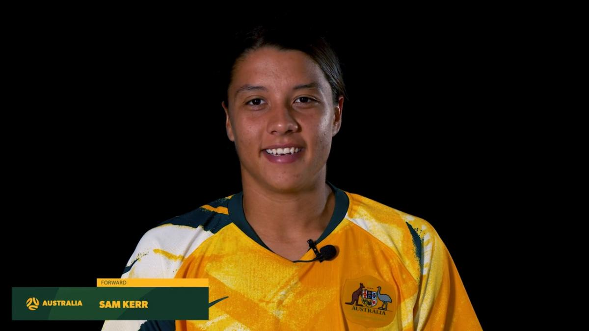 Sam Kerr - My Westfield Matildas Story