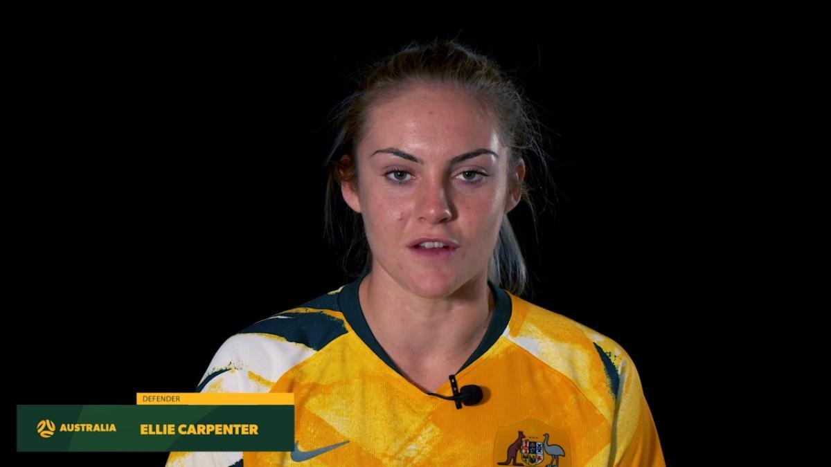 Ellie Carpenter - My Westfield Matildas Story