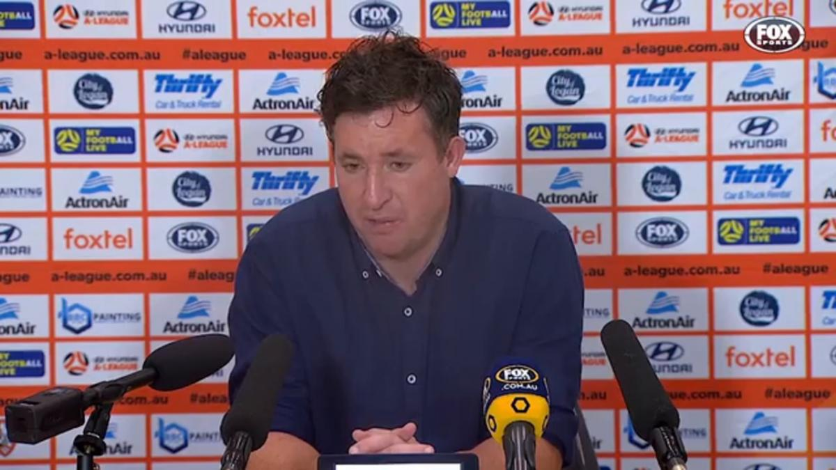 Fowler: I have always believed we can score | Press Conference | Hyundai A-League