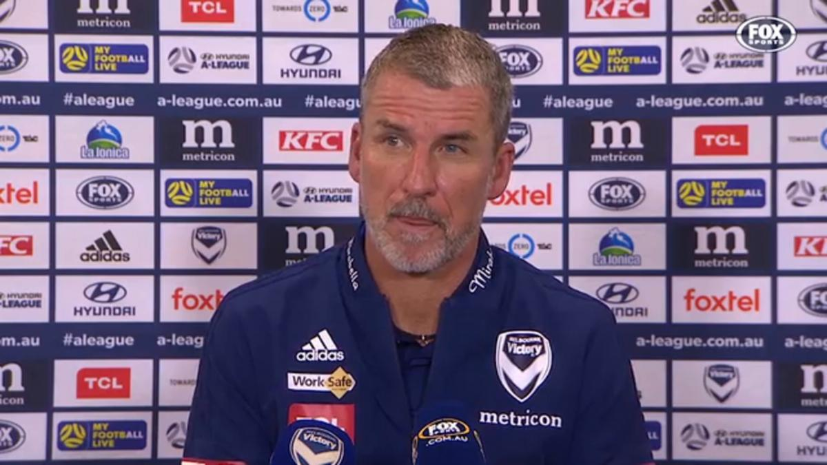 Kurz: You have to defend well against Sydney | Hyundai A-League | Press Conference