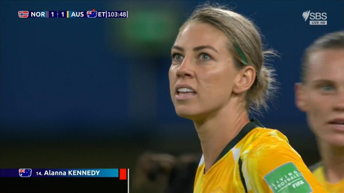 Full-time highlights: Norway v Australia