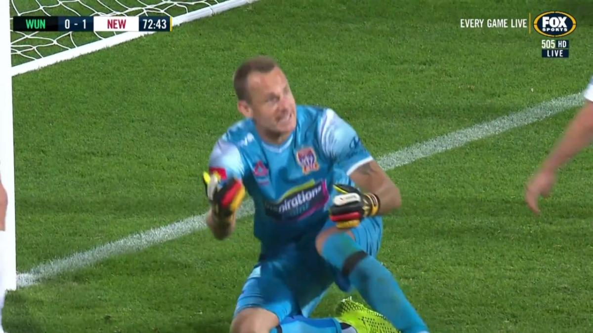 SAVE OF ROUND 6   Nominees   Hyundai A-League