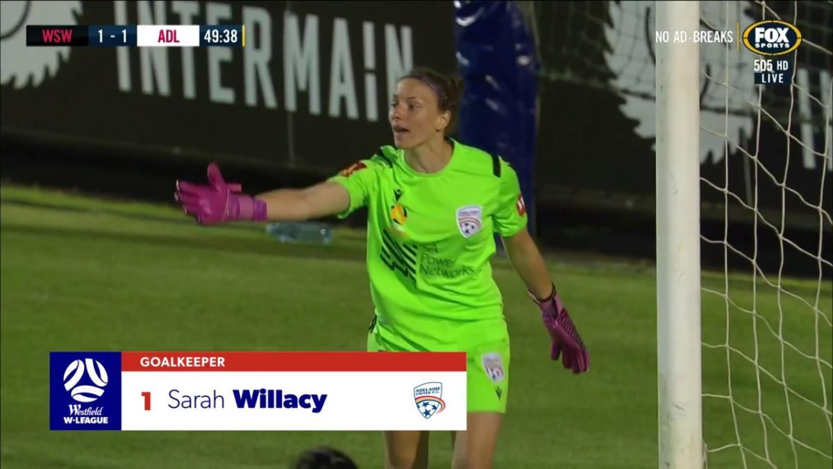 SAVE OF ROUND 1 | Nominees | Westfield W-League