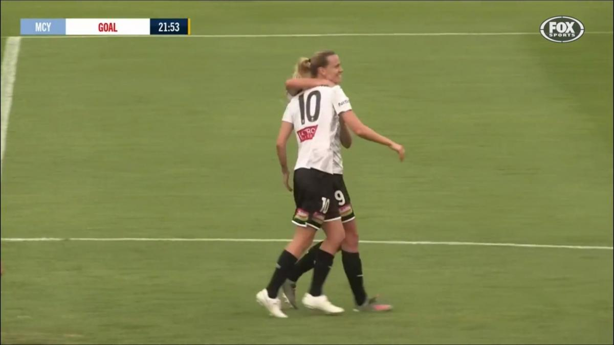 GOAL OF ROUND 1 | Nominees | Westfield W-League