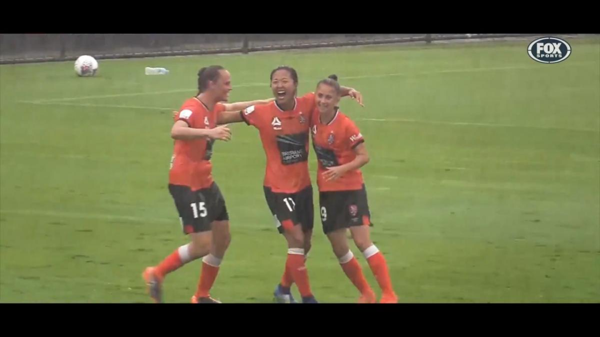 Last season's 4-3 thriller between Roar and Victory