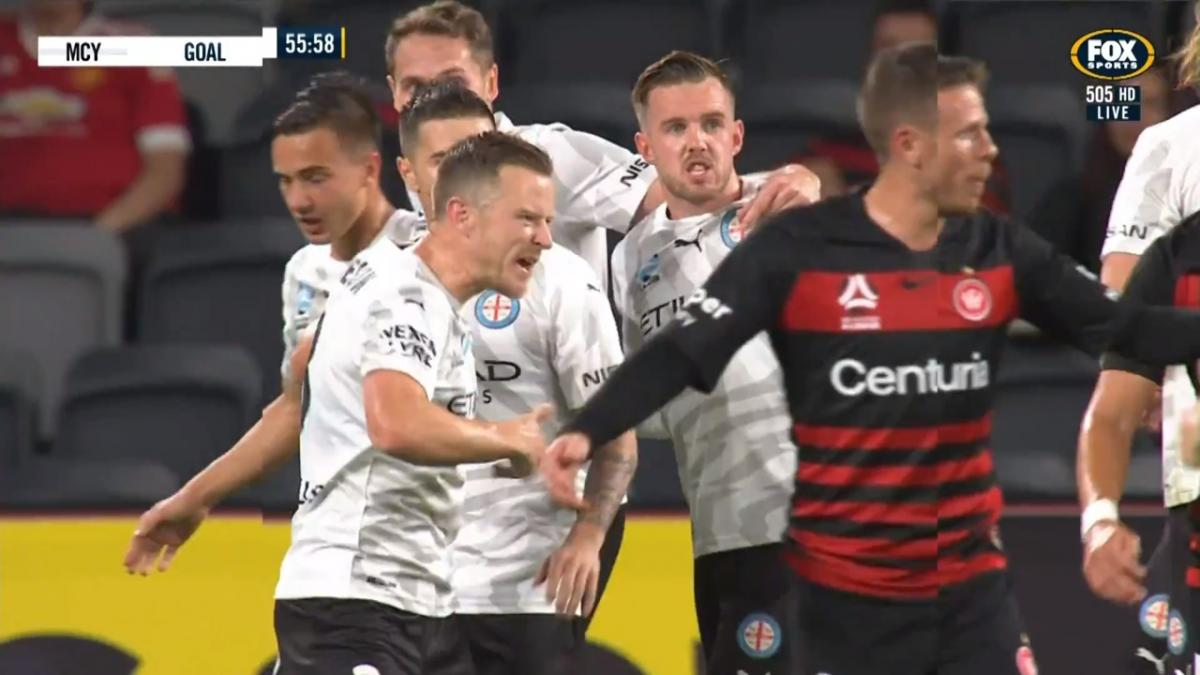 Match Highlights | Western Sydney Wanderers v Melbourne City | Hyundai A-League