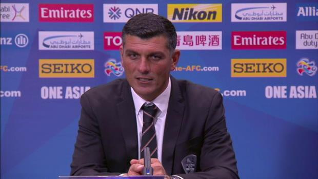 Aloisi rues defensive errors