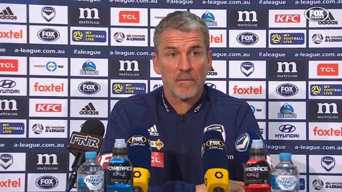 Kurz: Robbie is a special player | Press Conference | Hyundai A-League