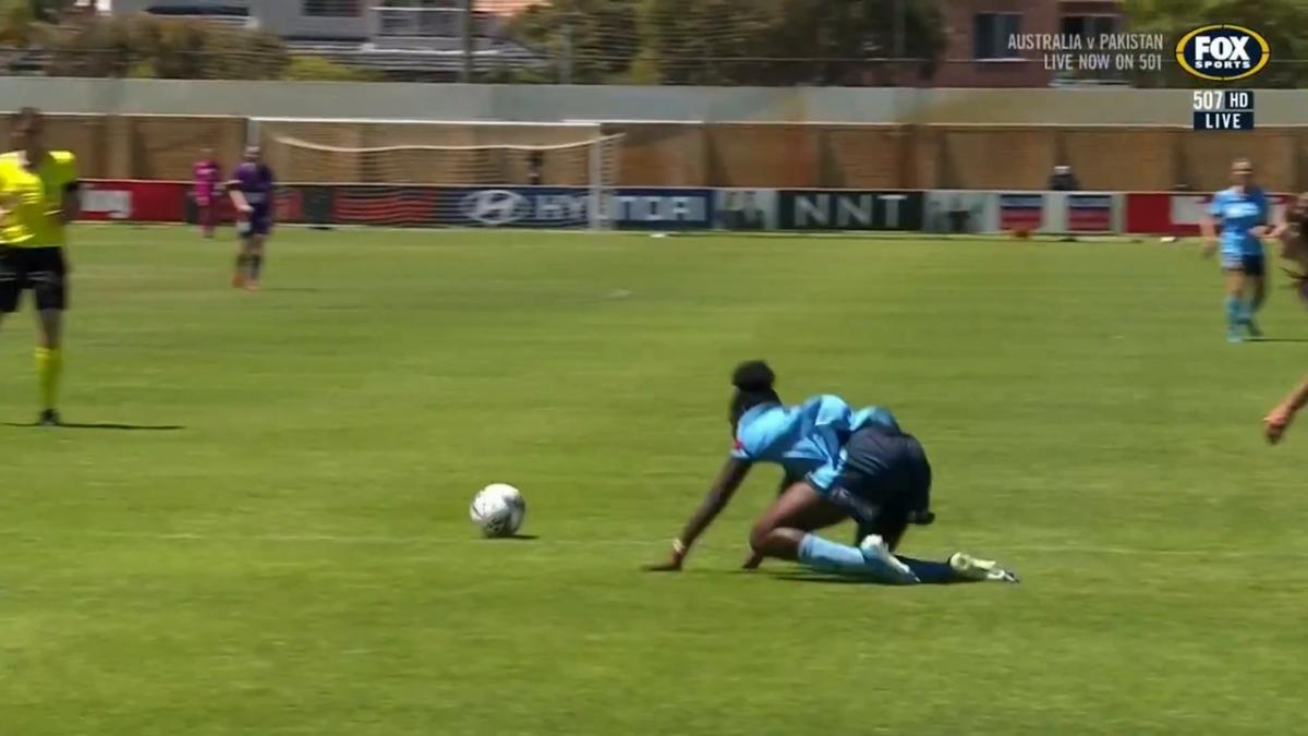GOAL: Foord - Perth punished again after contentious penalty