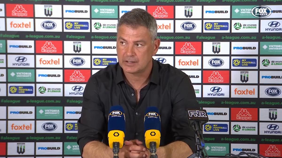 Rudan: We knew we had answers every time | Press Conference | Hyundai A-League