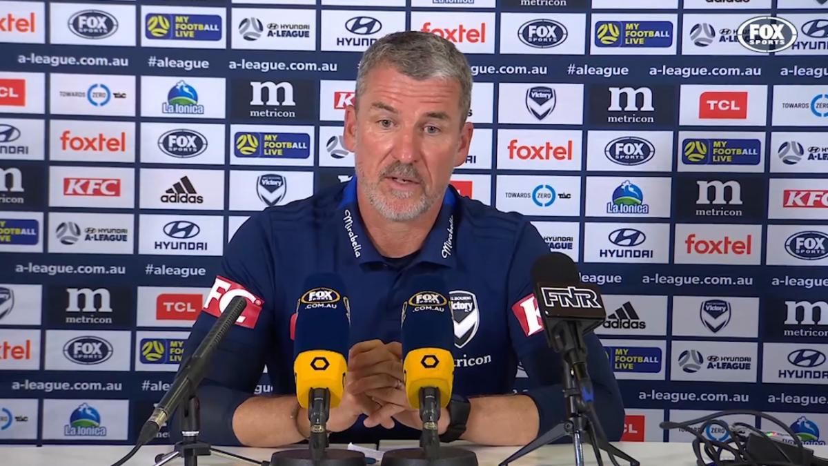 Kurz: We have to change a lot | Press Conference | Hyundai A-League