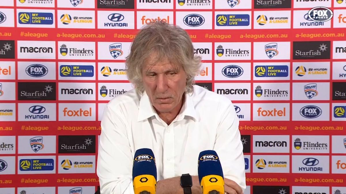 Verbeek: It was a lucky win for us | Press Conference | Hyundai A-League