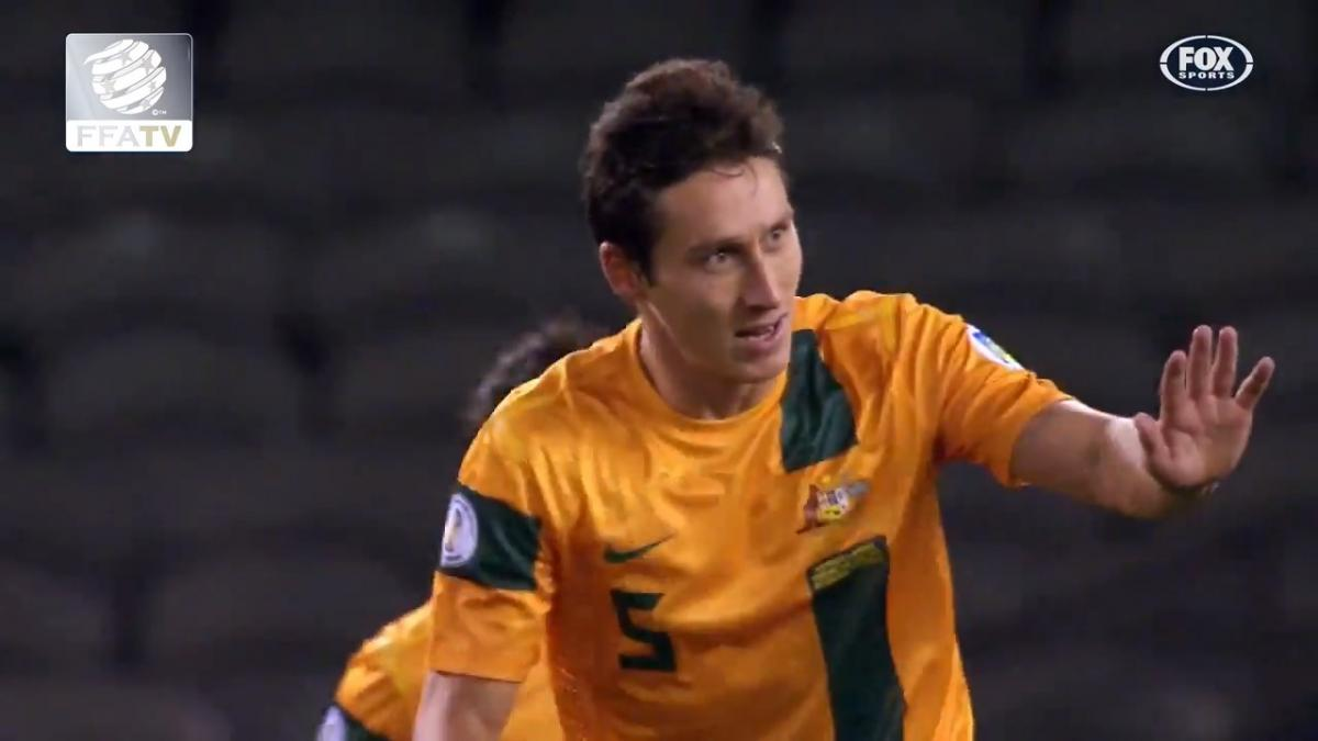 Mark Milligan: Caltex Socceroos captain retires