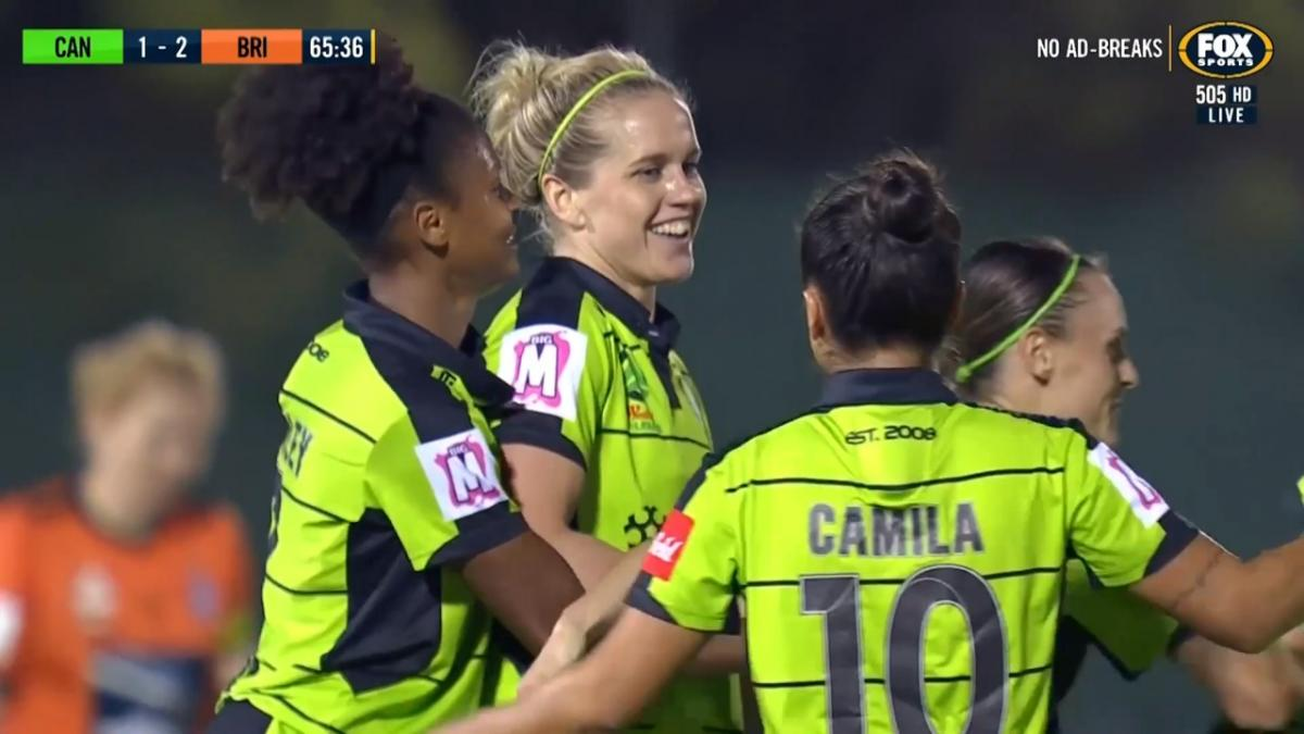 Goal of Round 4 | Nominees | Westfield W-League