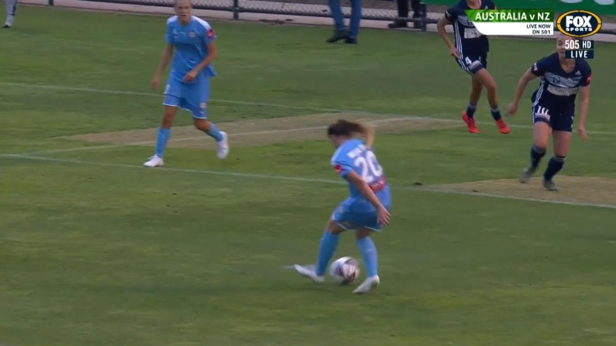 Match Highlights | Melbourne City v Melbourne Victory | Westfield W-League