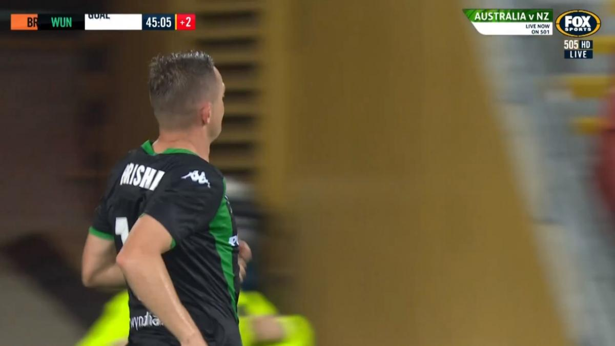 GOAL: Berisha - Another former club, another goal for 'Bes'