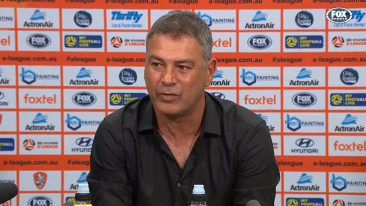 Rudan: We played with intelligence | Press Conference | Hyundai A-League