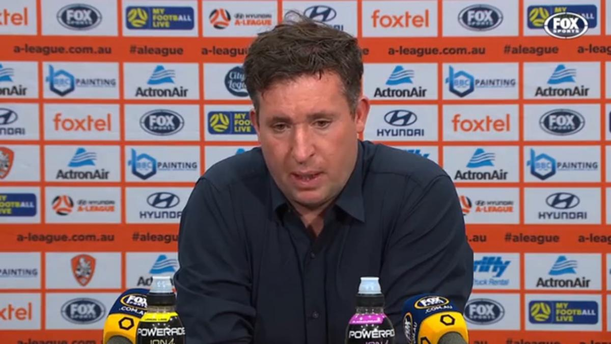 Fowler: Mark needs to look at himself | Press Conference | Hyundai A-League