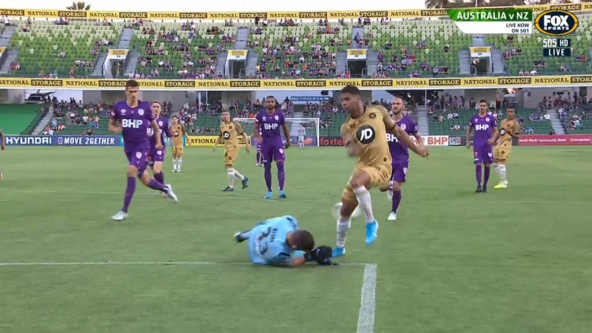 Match Highlights | Perth Glory v Western Sydney Wanderers | Hyundai A-League