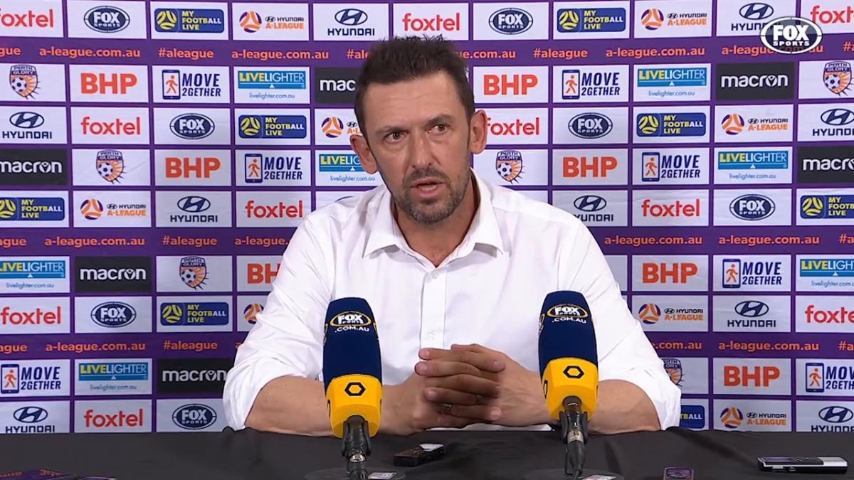 Popovic: I can't say I wasn't nervous | Press Conference | Hyundai A-League