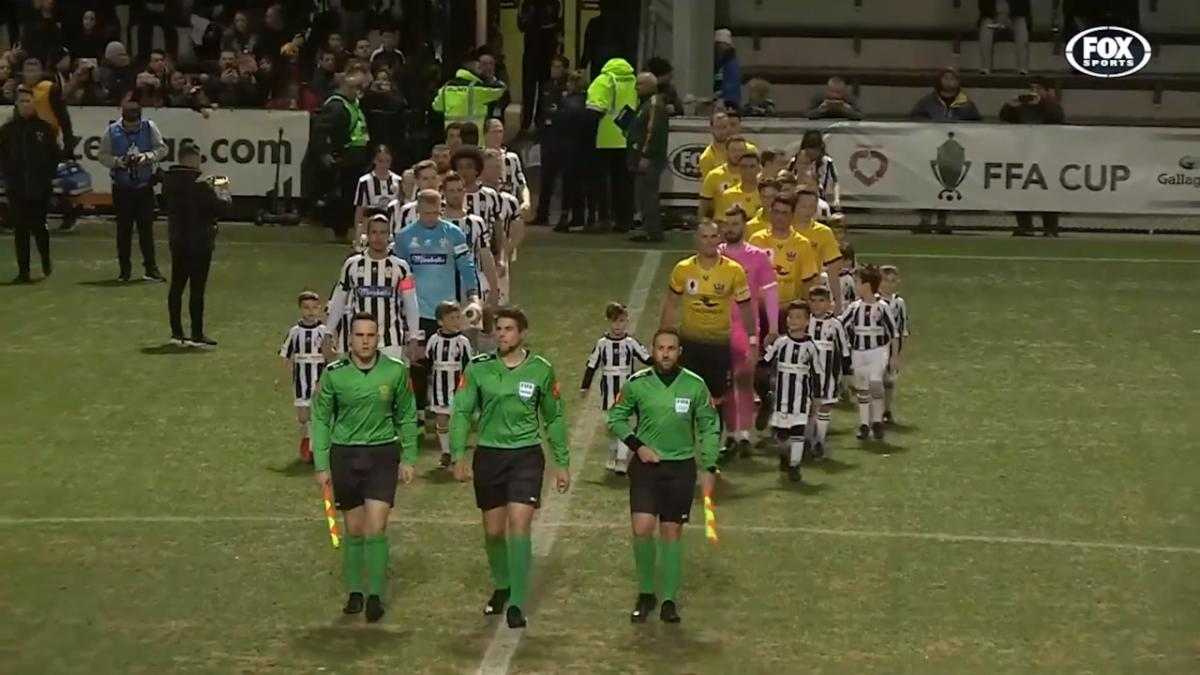 Full-time highlights: Moreland Zebras v Magpies Crusaders