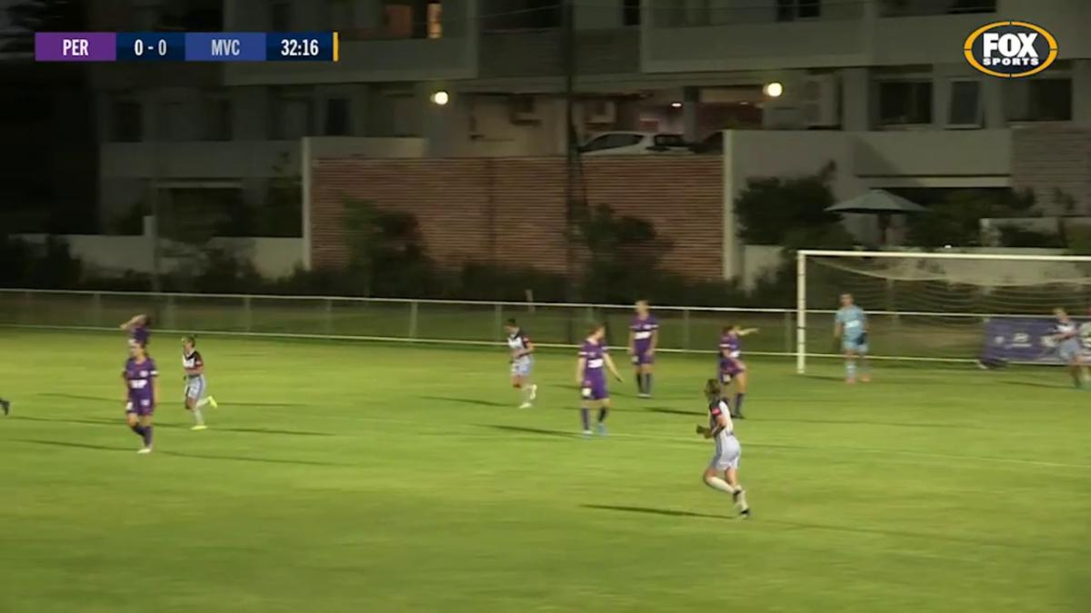 GOAL: Jackson - Victory with a huge opening goal