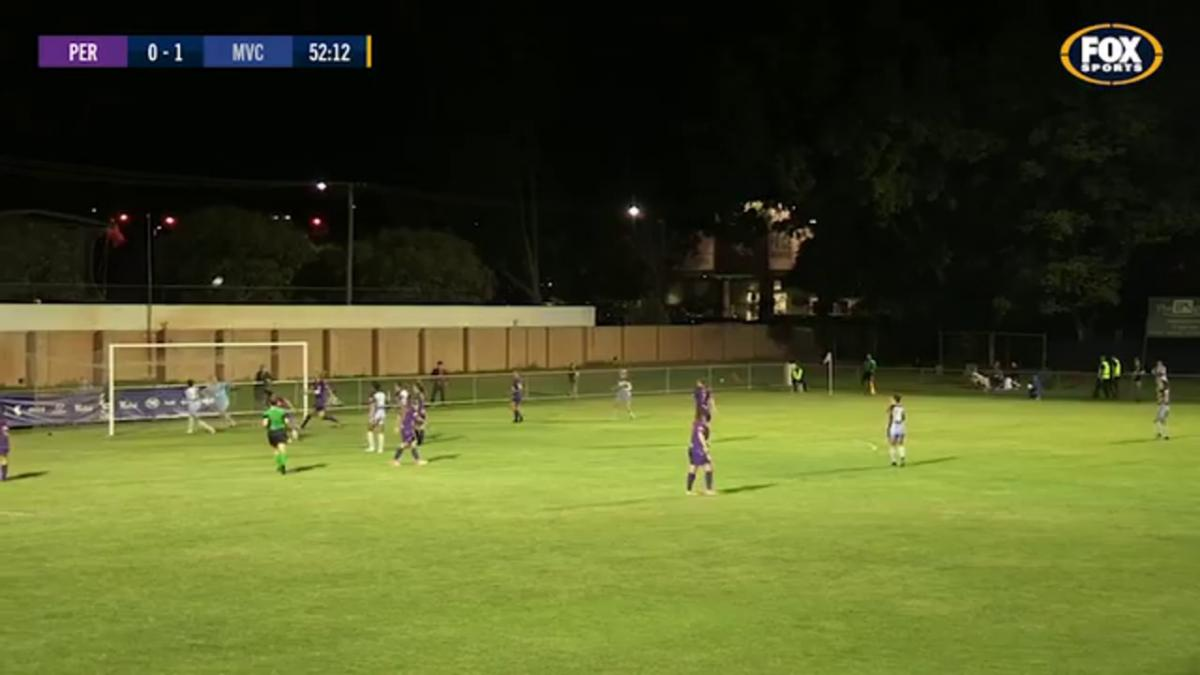 Match Highlights | Perth Glory v Melbourne Victory | Westfield W-League