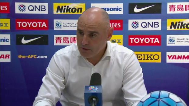 Victory ACL MD6 press conference