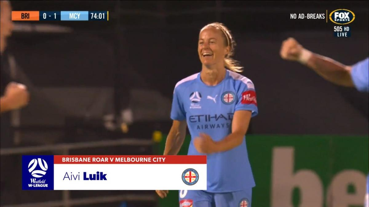 Goal of Round 8   Nominees   Westfield W-League