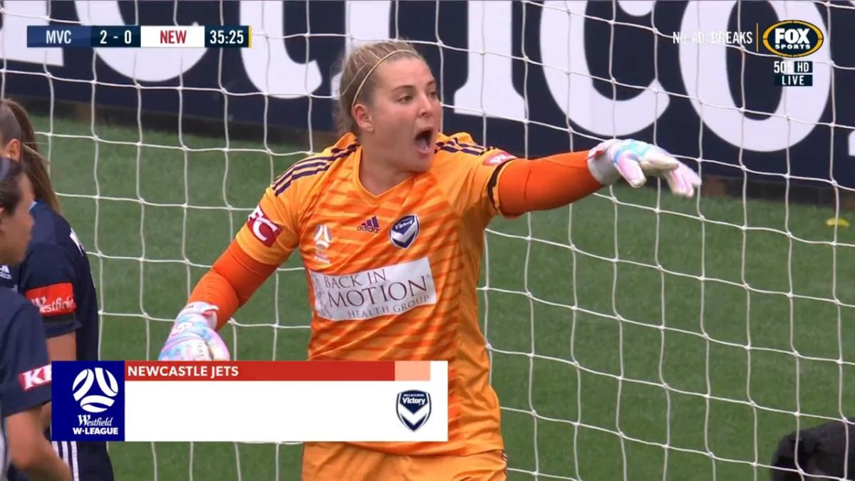 Save of Round 8   Nominees   Westfield W-League