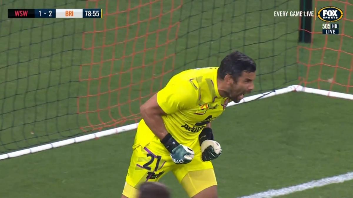 SAVE OF ROUND 13   Nominees   Hyundai A-League