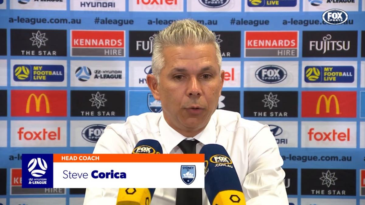 Corica: By February we'll have a full strength side | Press Conference | Hyundai A-League
