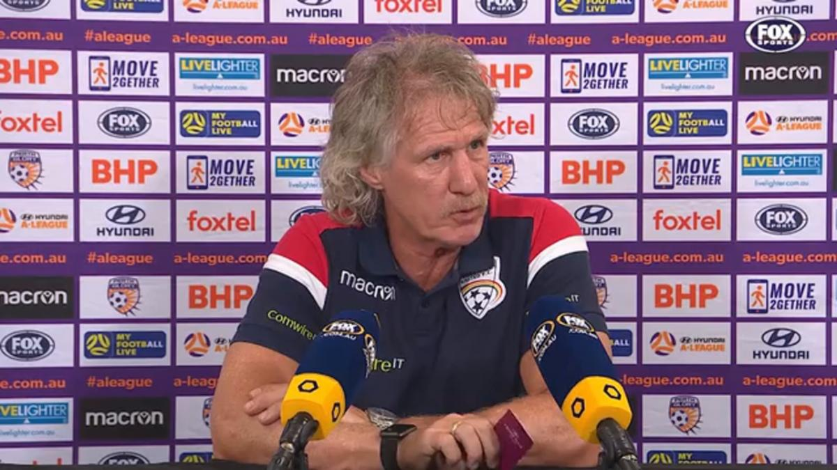 Verbeek: Some of them are not good enough for the A-League | Press Conference | Hyundai A-league