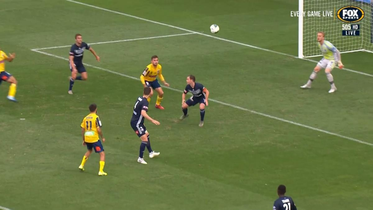 GOAL: Murray - Mariners punish the visitors for not taking chances