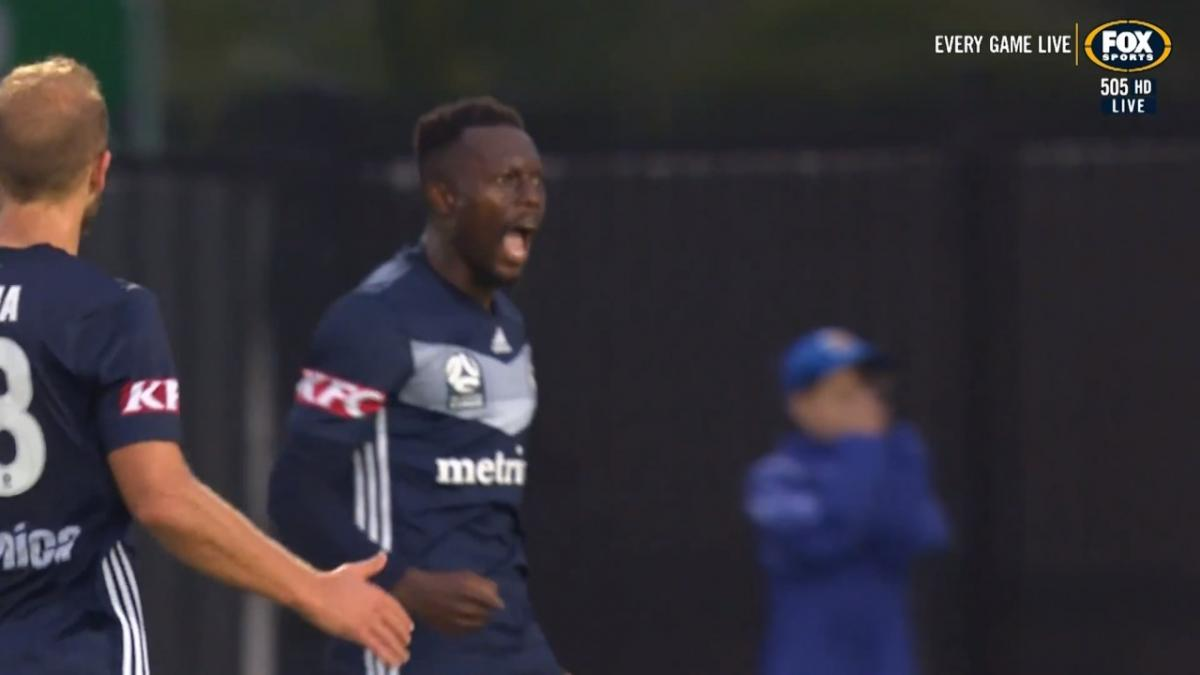 OWN GOAL: Rowles - The defender unfortunate from Traore's attempt