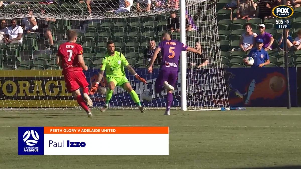 SAVE OF ROUND 14 | Nominees | Hyundai A-League