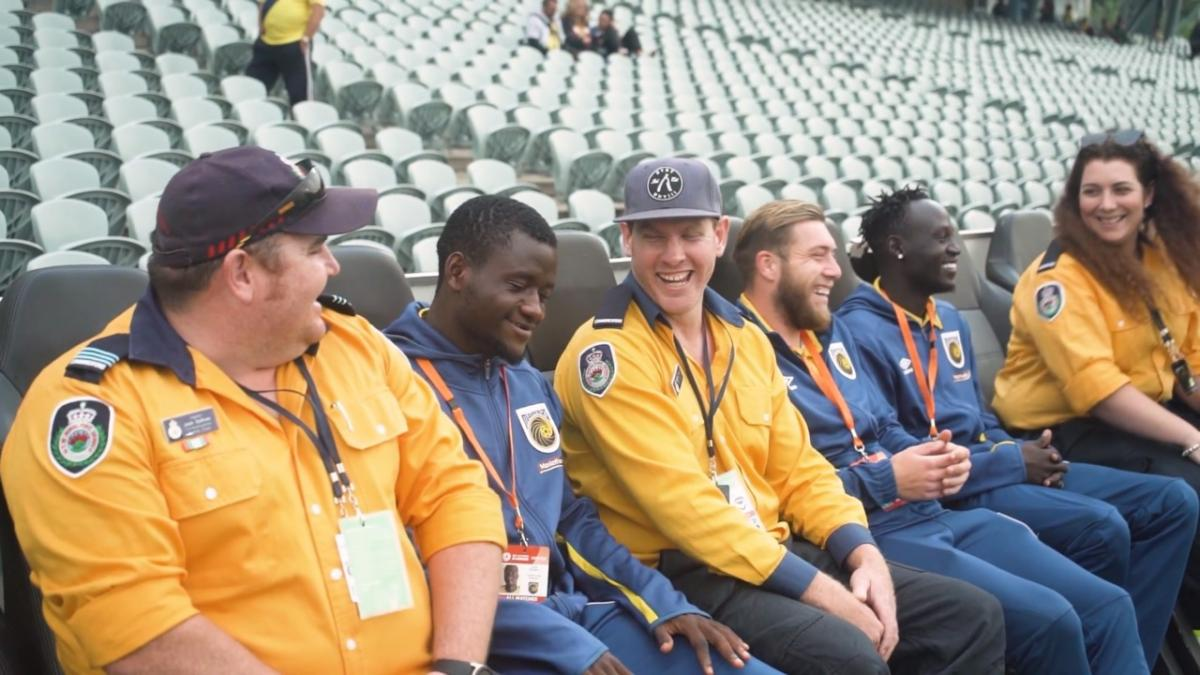"""""""They saved the community"""" 