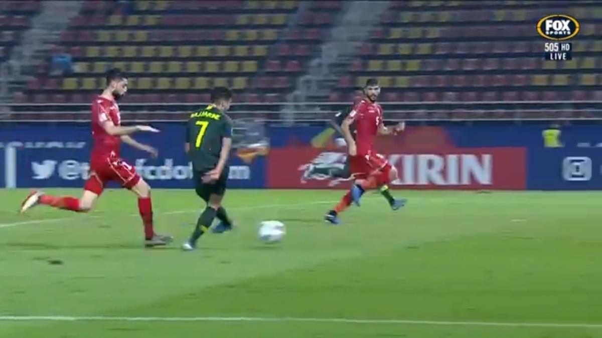 Match Highlights | Australia U-23 v Bahrain U-23 | AFC U-23 Championship