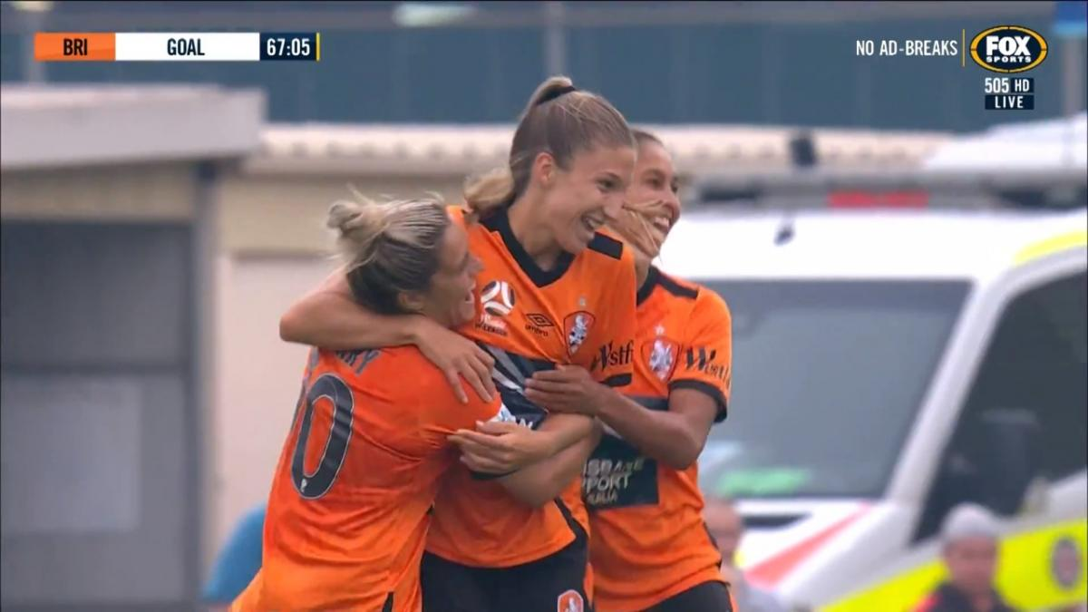 Goal of Round 9 | Nominees | Westfield W-League