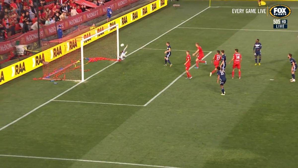 SAVE: Thomas - Victory inches away from throwing in the towel