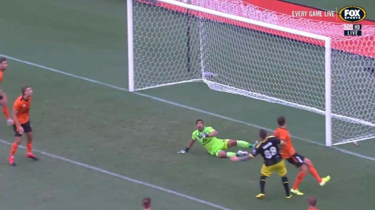 Match Highlights | Brisbane Roar v Wellington Phoenix | Hyundai A-League