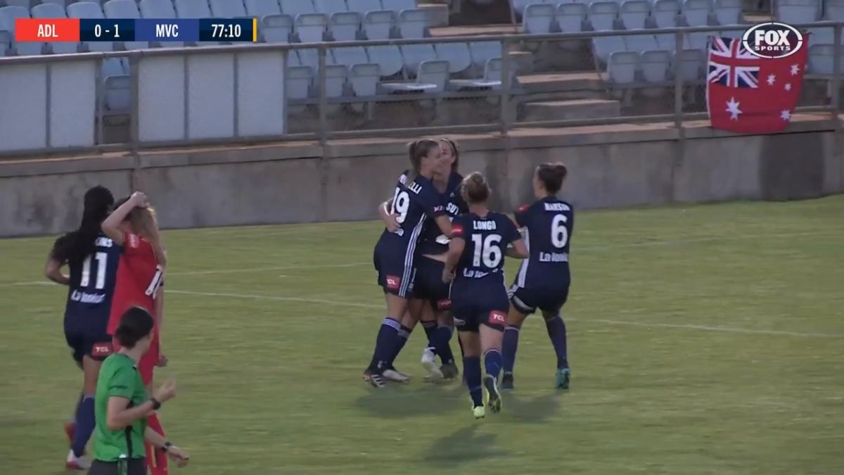 Adelaide United v Melbourne Victory | Highlights | Westfield W-League