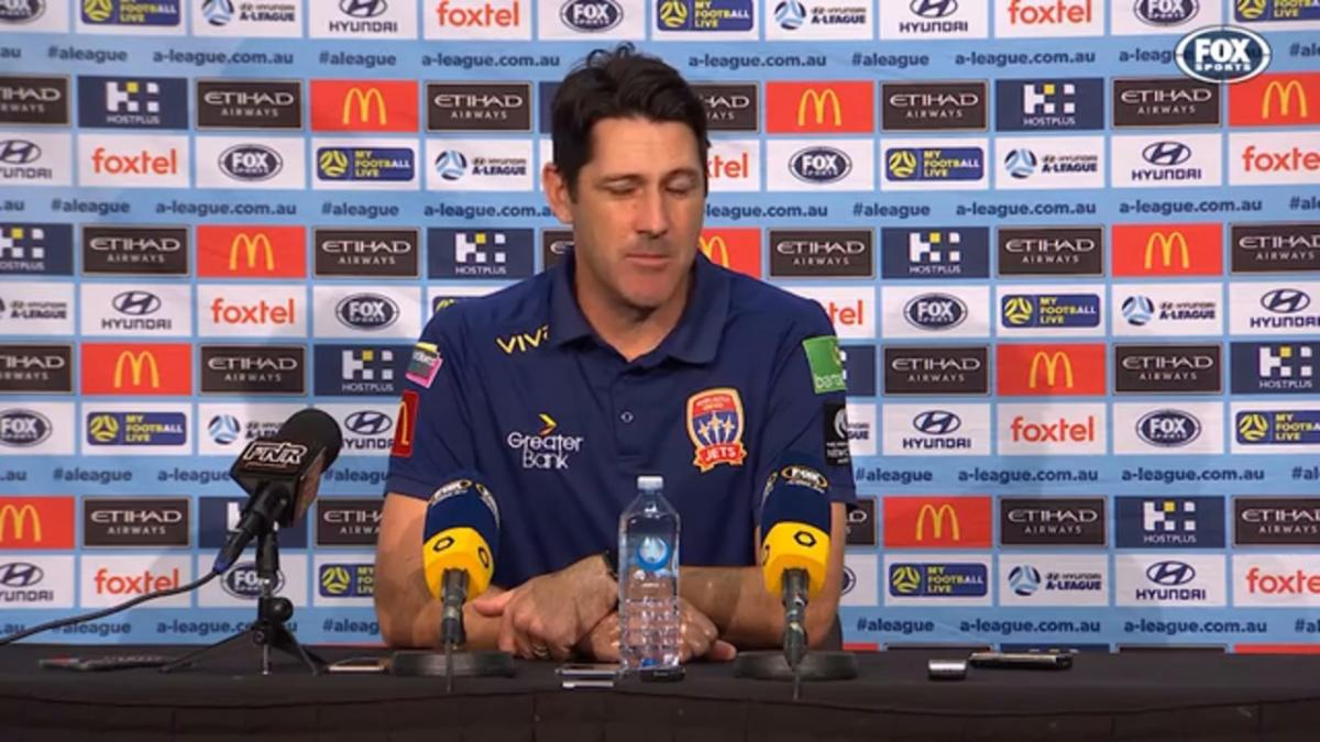 Deans: The issue is the final-third quality | Press Conference | Hyundai A-League