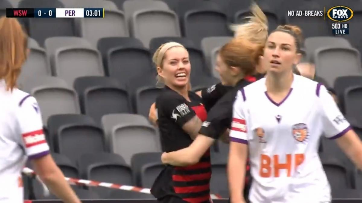 Western Sydney Wanderers v Perth Glory | Highlights | Westfield W League