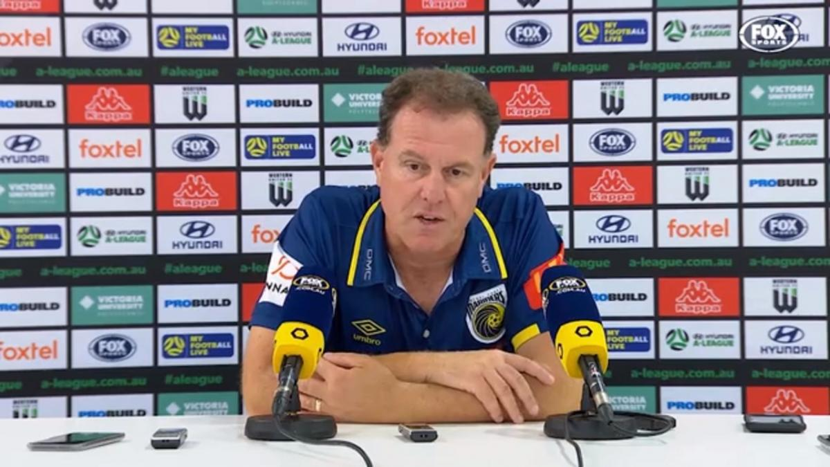 Stajcic: Our quality didn't match | Press Conference | Hyundai A-League