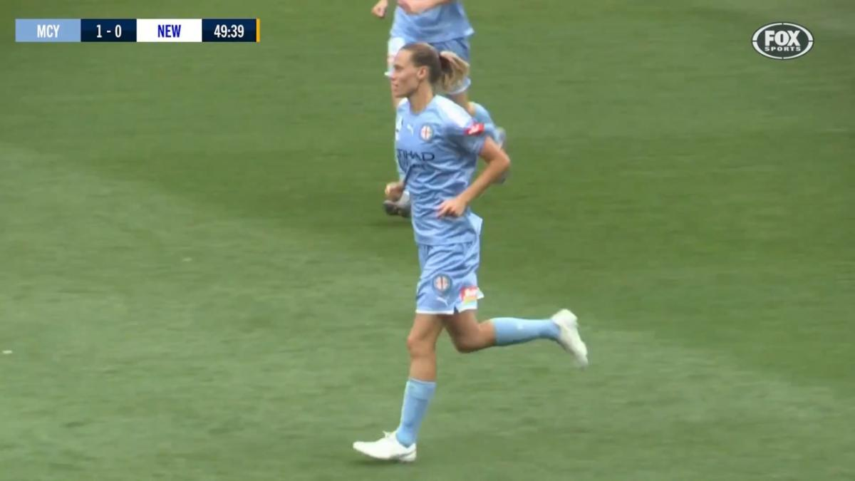 Melbourne City v Newcastle Jets | Highlights | Westfield W League