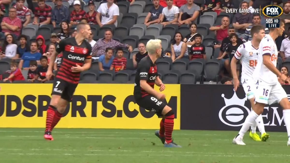Mini Match | Western Sydney Wanderers v Perth Glory | Hyundai A-League