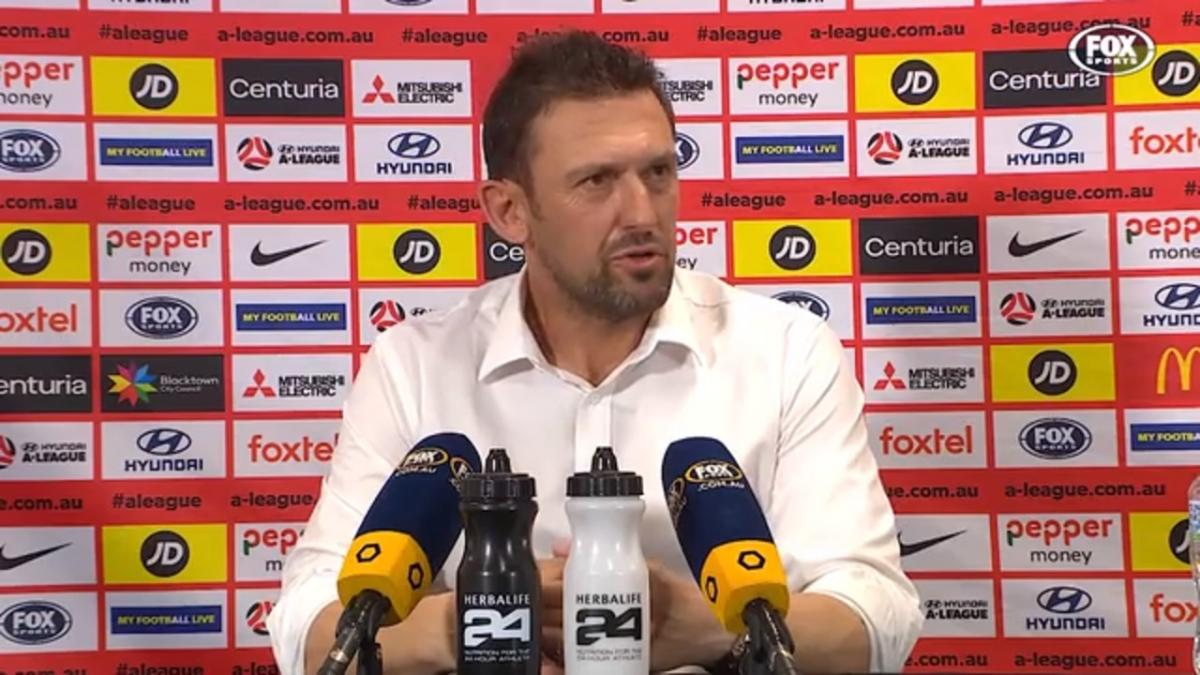 Popovic: We continue to make history | Press Conference | Hyundai A-League