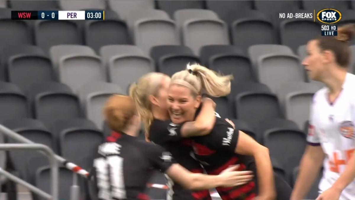 Goal of Round 10 | Nominees | Westfield W-League